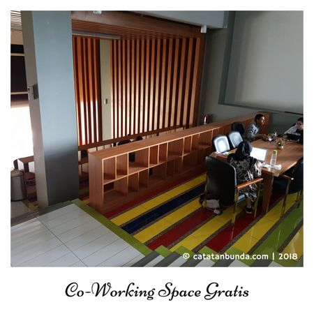 Bandung Creative Hub - co working space gratis