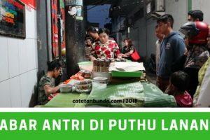 Puthu Lanang Malang, Kuliner Jajanan Tradisional Legendaris
