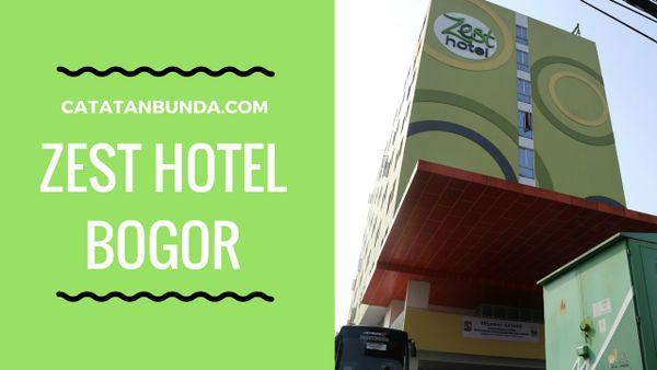 Zest Hotel Bogor, Rekomendasi Hotel Murah Berkualitas